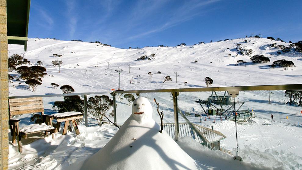 ski winter australia