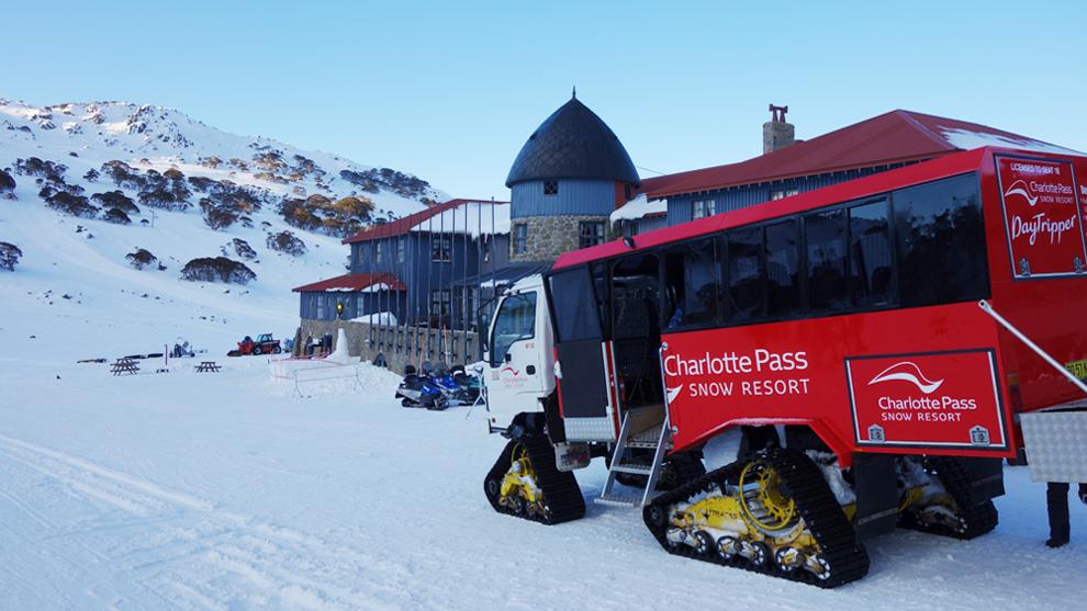 winter ski australia